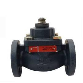 Клапан VFM 2 регулирующий двухходовой фланцевый, Ду 50, Ру 25, Kvs 40 м3/ч, Т=150 °С; чугун, фото