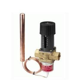 Регулятор температуры AVTB Ду25, Ру16 ,Kvs 5,5 м3/ч, в/р, диап.настр.20-60, Т=130°С;латунь, фото