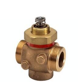 Клапан VM2 регулирующий двухходовой Ду25, Ру25, Kvs 6,3 м3/ч, н/р, бронза, T=150°С, фото