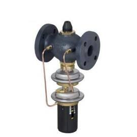 Регулятор перепада давления AVPQ-4 Ду50, Ру25, Kvs25, фланец, чугун, диап.настр.0,8–12,0, Т=150°С, фото