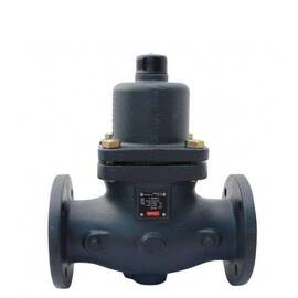 Клапан VFG2 Ду65,Ру25, Kvs 50 м3/ч, универсальный, фланцевый; среда-вода;ковкий чугун,Т=200°С, фото
