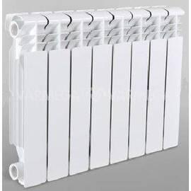 Радиатор алюминиевый ALMEGA 350/80/4, фото
