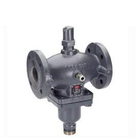 Клапан VFQ2 Ду 125, Ру 25, Kvs 160 м3/ч, фланец, ковкий чугун; среда-вода, T=150°С, ΔP=15 бар, фото