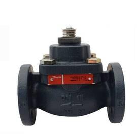 Клапан VB 2 регулирующий двухходовой фланцевый, Ду 15, Ру 25, Kvs 0,63 м3/ч, Т=150°С; чугун, фото