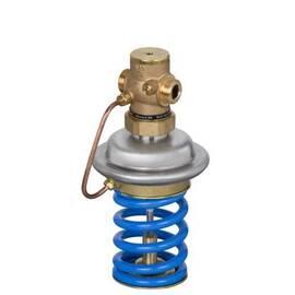 Регулятор давления «до себя» AVA Ду15,Ру25,Kvs4, н/р, диап.настр. 3-11,бронза,Т=150С,с имп.трубкой, фото