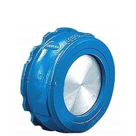 Клапан обратный NVD 802 Ду 65, Ру 16, пружинный, материал корпуса-чугун (GG25); T= 100 °С, фото
