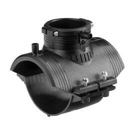 Седелочный отвод 315-400х063 мм эл.св. ПЭ100 SDR11 GF, фото