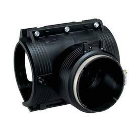 Седелочный отвод 160х110 мм эл.св. ПЭ100 SDR11 GF, фото