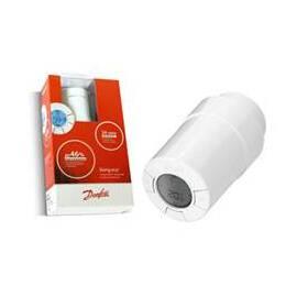 Комплект терморегулятора RA-N/living eco,Ду 15, угловой, для двухтрубной системы отопления, фото