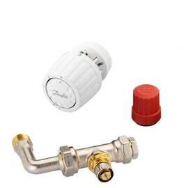 Комплект клапана RA-K/RA 2994, Ду 15, для двухтрубной системы отопления, фото