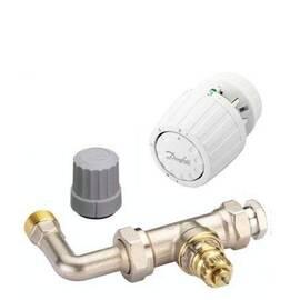 Комплект клапана RA-KE/RA 2994, Ду 15, для однотрубной системы отопления, фото