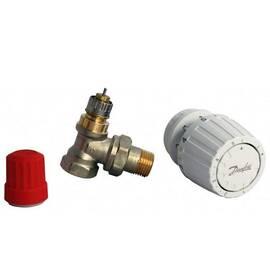 Комплект терморегулятора RA-N/RA 2994 Ду 20, угловой, фото