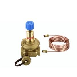 Регулятор перепада давления ASV-PV с ВР, Ду 15, Kvs 1,6 м3/ч, диап. перепада давл. 0,05-0,25 бар, фото