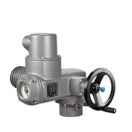 Электропривод AUMA SA 07.6 / GS 160.3 / GZ 160.3 для шаровых кранов JiP Ду 400, питание 3x380 В, фото