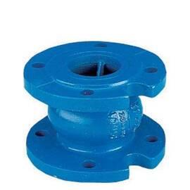 Клапан обратный пружинный NVD 402 Ду 100, Ру 16, фланцевый; материал чугун; Т=100 °С, фото