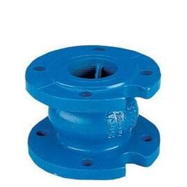 Клапан обратный пружинный NVD 402 Ду 80, Ру 16, фланцевый; материал чугун; Т=100 °С, фото
