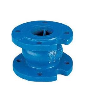 Клапан обратный пружинный NVD 402 Ду 40, Ру 16, фланцевый; материал чугун; Т=100 °С, фото