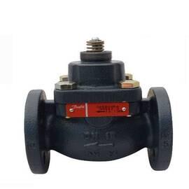 Клапан VB 2 регулирующий двухходовой фланцевый, Ду 15, Ру 25, Kvs 0,25 м3/ч, Т=150°С; чугун, фото