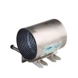 Хомут ремонтный облегченный IDRACON (88-98) DN80 L150, фото
