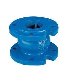 Клапан обратный пружинный NVD 402 Ду 50, Ру 16, фланцевый; материал чугун; Т=100 °С, фото