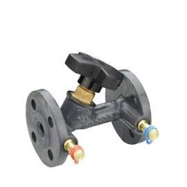 Клапан MSV-F2 с измер. ниппелями, фланцевый; Ду 32, Ру 16; Kvs 15,5 м3/ч, фото