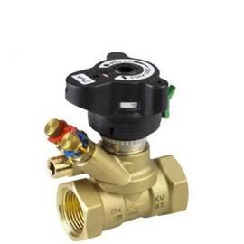 Клапан MSV-BD с внутр.рез.,со сливным краном и измер.ниппелями; Ду 32, Ру 20, Kvs 18 м3/ч, фото