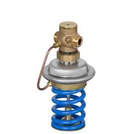 Регулятор давления «до себя» AVA Ду25,Ру25,Kvs8, н/р, диап.настр. 3-11,бронза,Т=150С,с имп.трубкой, фото