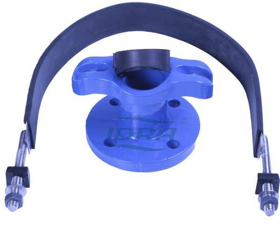 Седло фланцевое IDRA FS DN225xDN80 (241-250), фото