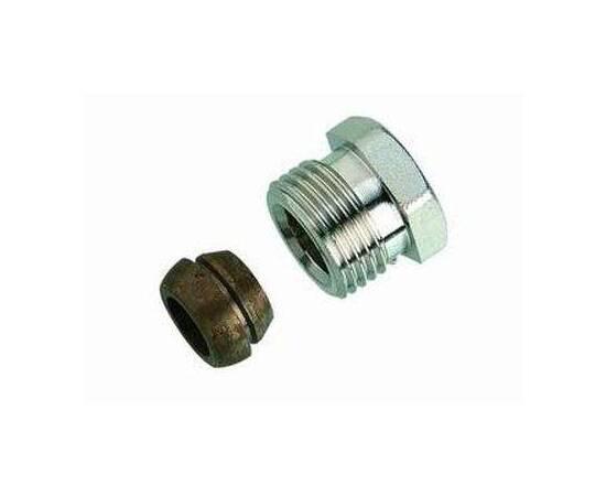 Комплект фитингов для медных труб, диаметр трубы 10 мм, наружная резьба, G 3/8 A, фото