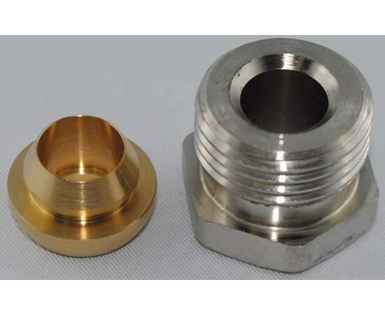 Комплект фитингов для медных труб, диаметр трубы 10 мм, наружная резьба, G ½ A, фото