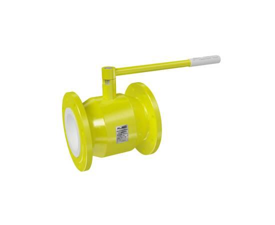 Кран шаровой ALSO КШФЗ GAS Ду 150 Ру 1,6 ст.20 L-280, фото